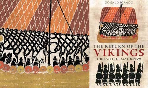 Return of the Vikings book cover